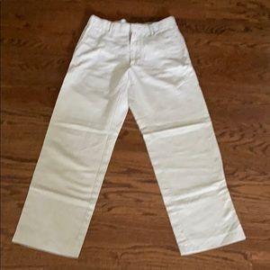 Banana Republic relaxed fit linen pants 30 x 30
